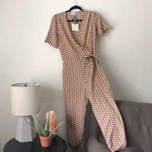Jumpsuit from Clad and Cloth. Size Small